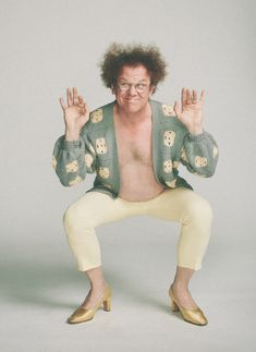 """The host of Adult Swim's """"Check It Out! Steve Brule"""" is here to keep you looking good on a budget. Tim & Eric, What In My Bag, For Your Health, Check It Out, Future Husband, The Funny, Movie Tv, Swimming, Actors"""