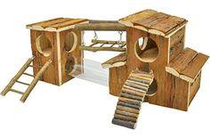 Niteangel Natural Living Small Animal House Niteangel® https://www.amazon.com/dp/B01HUUOK0I/ref=cm_sw_r_pi_dp_x_83tfybWFGJKGB