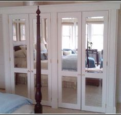 Ordinaire French Closet Doors With Mirrors | Http://sourceabl.com | Pinterest |  French Closet Doors, Closet Doors And Doors