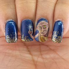 Pin for Later: 17 Manucures Harry Potter Qui Vont Vous Ensorceler Dobby