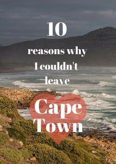 I loved Cape Town so much I changed my flight just to stay longer!
