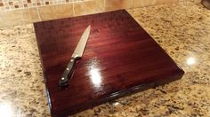 Walnut Butcher Block - Cutting Board - Presentation Tray - Large Solid Wood Carving Platter by NatureEdges on Etsy