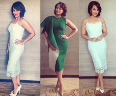 Sonakshi Sinha's sexy makeover is impressive, should Bollywood's fashionistas be worried? #SonakshiSinha  #sexy