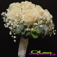 Bouquets - Ramos de Novias - Gypsophila & Rosas