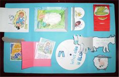 Free Little Boy Blue Lapbook + lots of good links to nursery rhymes - kizclub.