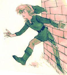 The Legend of Zelda: A Link Between Worlds, Link | #ALBW