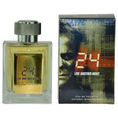 24 Live Another Night By Scent Story Edt Spray 3.4 Oz