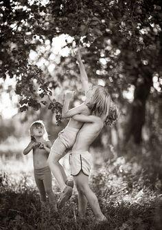 enfants-grimpent-arbre