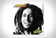 Disponível a partir de hoje é este deslumbrante conjunto de vinil, para celebrar o 70º aniversário de Bob Marley. Esta coleção contém os nove álbuns de estúdio (Catch A Fire para Confrontation) registrados para