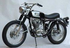 Ducati 250 Scrambler