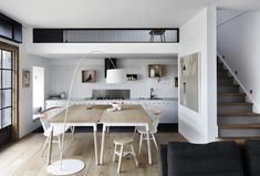 Kerferd VIC by Whiting Architects. Photo by Sharyn Cairns
