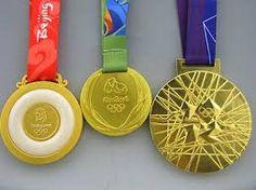 Medalhas Olímpicas  Pequim 2008 Londres 2012 Rio 2016