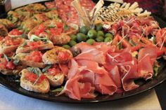 Ooooh Antipasti bij Eatalia Noordeinde in Den Haag! En nog veel meer Italiaans eten. Voor meer tips voor een food weekend Den Haag bekijk het blog.