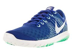 best cheap bf2f0 425bc Nike Womens Flex Fury Game RoyalWhiteGrn GlowMNT Running Shoe 65 Women US      Find out more about the great product at the image link. (This is an  affiliate ...