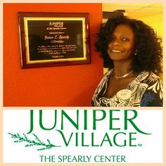 Juniper Village at The Spearly Center: DRCOG Visits!