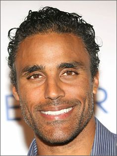 You can say 'we're partial - Love me some Rick Fox all Bahamian - me & the girls :')