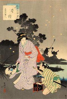 http://data.ukiyo-e.org/jaodb/images/Toshikata_Mizuno-36_Examples_of_Beauties-The_Lady_in_Tenpo_era_Hotaru_gari_Tenpo_goro_fujin-00027035-031225-F06.jpg