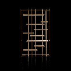 Trendy ideas for wall display unit bookshelves Wall Display Cabinet, Cabinet Shelving, Display Shelves, Shelving Units, Shelf Design, Door Design, Wall Design, House Design, Deco Furniture