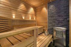 Bilder på objektet Saunas, Blinds, Villa, Curtains, Interior, Home Decor, Pictures, Decoration Home, Indoor