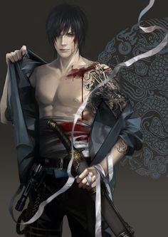 QiLing Zhang by feimo.deviantart.com on @deviantART