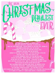 The Best Christmas Playlist Ever | Studio DIY