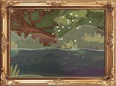 original painting: John Everett Millais (un)original: Dixie Leota