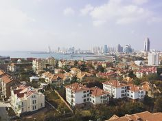 (OC) Qingdao a tale of two China's. (3264 x 2446)