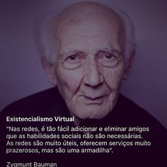 46 best zygmunt bauman images on pinterest on instagram feelings via psicouniverso zygmunt bauman by existencialismo virtual sua vida no pode ser fandeluxe Choice Image