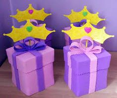 Resultado de imagen para dulceros de princesa sofia