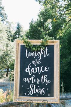 Tonight We Dance Under the Stars Sign