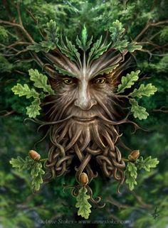Der grüne Mann