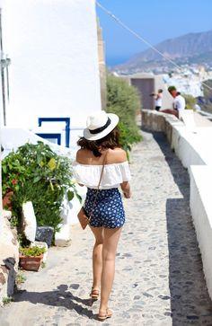 The Tia Fox A Guide to Santorini Oia Thira Fira 301