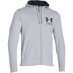 220fdb5a4496 Under Armour® Men s Triblend Fleece Full Zip Hoodie