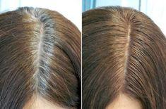 Amla și Henna Vei avea nevoie de: •1 cană de pastă de henna proaspătă •3 lingurițe Pulbere Amla •1 linguriță de cafea măcinată •Mănuși •O pensulă aplicatoare Proces: 1.Într-un castron de plastic, combinați toate ingredientele până obțineți o pastă netedă și consistentă. Puteți Make Eyelashes Longer, How To Grow Eyelashes, Grey Hair Remedies, Get Thicker Hair, Hair Regrowth, Grow Out, Hair Loss, Hair Trends, Salvia