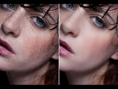 Photoshop Tutorials Photo Effects How to Remove Acne in Photoshop CS6 - YouTube
