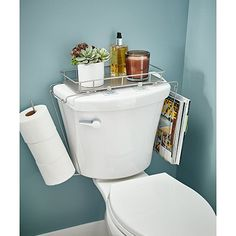 Best Living Monaco Bathroom Space Saver Etagere Shelf, Brushed ...