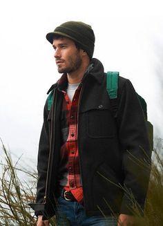 Plaid Flannel - mens style