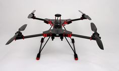 Fpvsoon 680 H-shape Carbon Fiber Folding Quadcopter Frame for FPV Aerial Photography - RC Groups