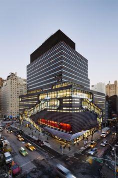 The New School University Center / Skidmore, Owings & Merrill - New York