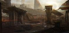mass effect 3 environment artists - Поиск в Google