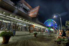 The Gay Dolphin Gift Cove in Myrtle Beach, SC by Jason Barnette Photography, via Flickr