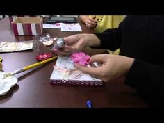 Mulher.com 05/09/2014 - Caixa com Transparência por Marisa Magalhães - Parte 2 - YouTube