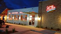 We're excited to announce that Johnny Rockets is now open in Brownsville, Texas!