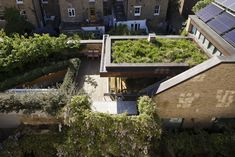 The Muse: Bere Architects' Paradisiacal London Home Has Four R...