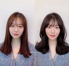 (notitle) Sure, the bushy perms of the might be out of vogue, but there are plenteousness of hai Haircuts Straight Hair, Haircuts For Medium Hair, Haircut For Thick Hair, Medium Hair Styles, Short Hair Styles, Korean Hairstyle Medium Bangs, Korean Bangs, Fringe Hairstyles, Permed Hairstyles