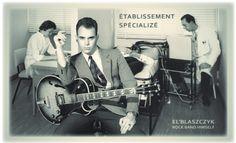 One track a day: ETABLISSEMENT SPECIALIZE by El Blaszczyk