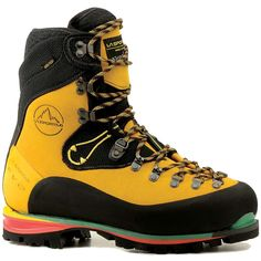 La Sportiva Men's Nepal EVO GTX Boot - at Moosejaw.com.  Planning on using this on Renier and other winter excursions.