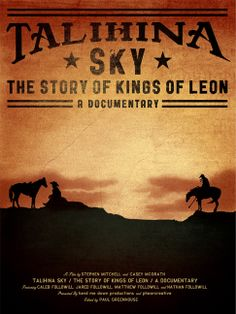 Rabe & Co / Poster for Kings of Leon