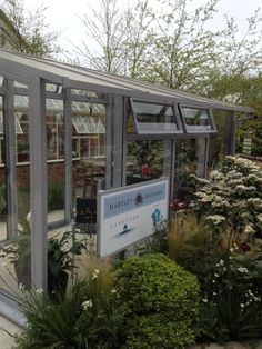 The New Horizon Greenhouse at RHS Chelsea Flower Show 2012