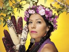 I'm late to the fiesta but I love Lila downs